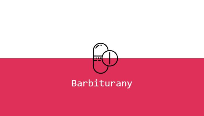 Leki barbitarunowe