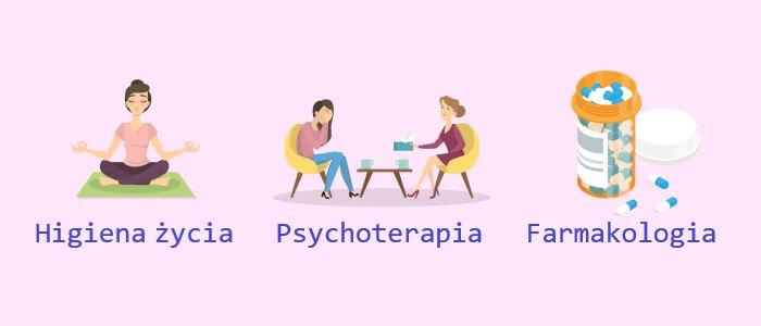 Jak leczyć abulię? Higiena życia, psychoterapia i leczenie farmakologiczne